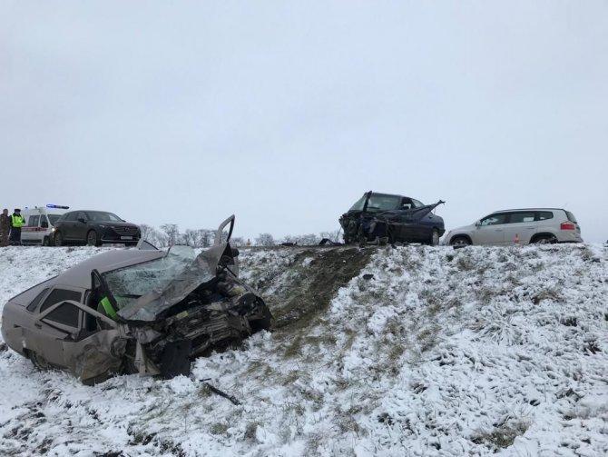 Два человека погибли в ДТП в Краснодарском крае (1)