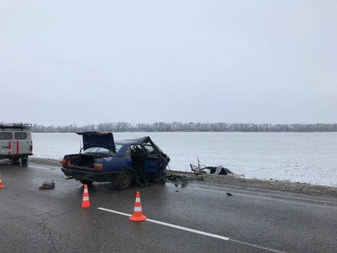 Два человека погибли в ДТП в Краснодарском крае (2)