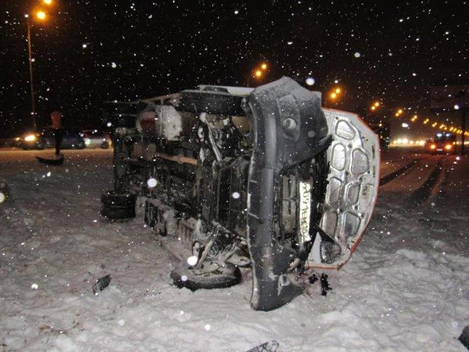 В Салавате в ДТП погиб водитель ВАЗа (2)