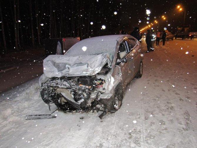 В Салавате в ДТП погиб водитель ВАЗа (3)