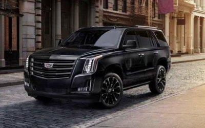 Вести из Лос-Анджелеса: Cadillac Escalade получил спортивную модификацию