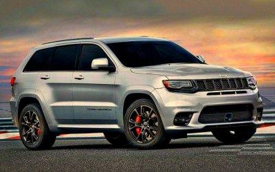 Jeep отзывает 10 Grand Cherokee