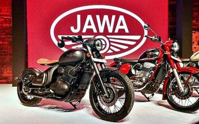 Возвращение легенды: возрождённая JAWA будет продаваться вРоссии