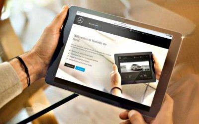 Mercedes-Benz запустил вРоссии новый сервис