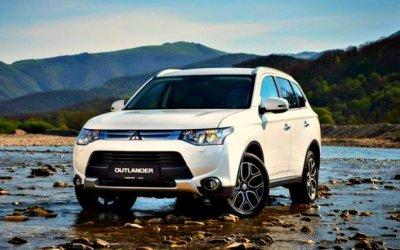ВРоссии объявлен отзыв кроссоверов Mitsubishi Outlander