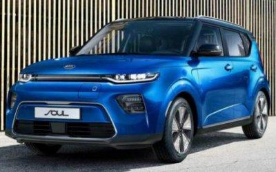 Новый KIA Soul будет продаваться вЕвропе только сэлектромотором
