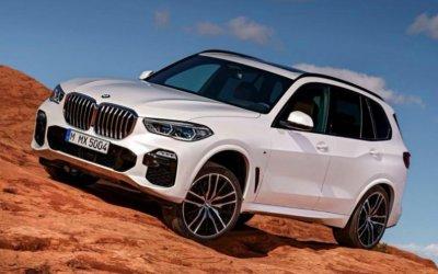 ВРоссии начались продажи нового BMW X5