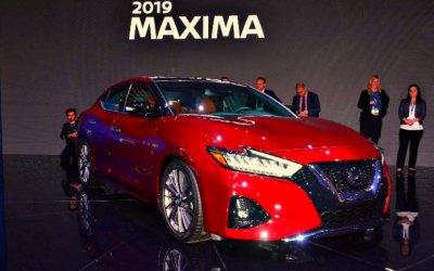 Вести изЛос-Анджелеса: рестайлинговая Nissan Maxima стала безопаснее