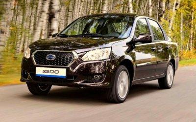 Седан Datsun on-DO стал русским бестселлером марки
