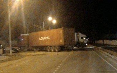 Мотоциклист пострадал в ДТП в Новороссийске