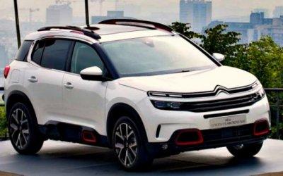 Peugeot иCitroen: новинки для России