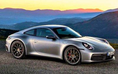 Porsche 911 получит гибридную версию