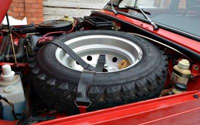 Lada 4×4: колесо-таран икапот-гильотина