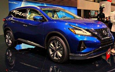 Вести изЛос-Анджелеса: обновлённый Nissan Murano стал безопаснее