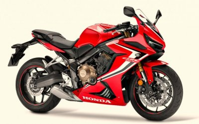 Honda представила обновлённый спорттурер CBR650R