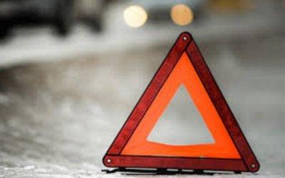 Женщина погибла в ДТП в Ленинградской области