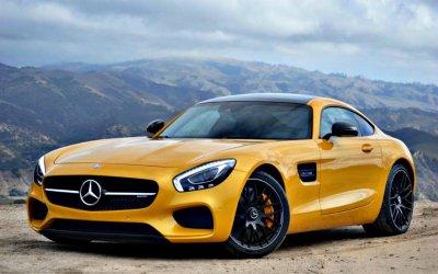 Вести изЛос-Анджелеса: новый Mercedes-AMG— сдорог натреки