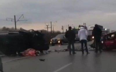Пассажир УАЗа погиб в ДТП вУсть-Лабинском районе