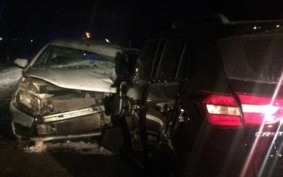 В Башкирии в тройном ДТП погиб мужчина