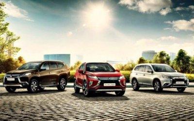 Mitsubishi наращивает продажи вРоссии