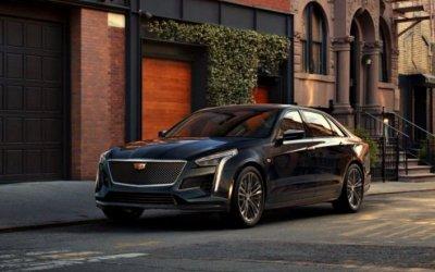Cadillac: новые модели для России