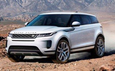 Range Rover Evoque: слабые места и типичные неполадки