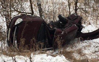 Девушка-водитель без прав погибла в ДТП в Тульской области