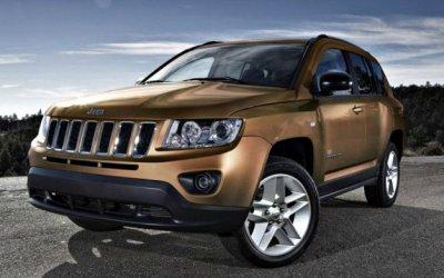 Jeep вдвое увеличил продажи вРоссии