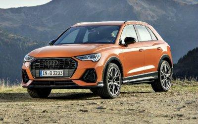Audi Q3 получил новые моторы