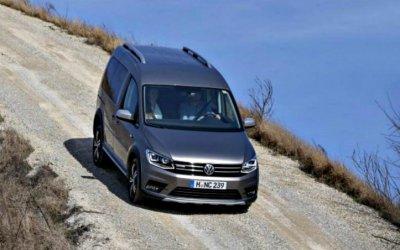 ВРоссию приедет новый Volkswagen Caddy