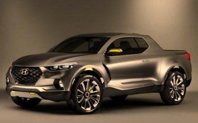 Hyundai всё-таки сделает пикап