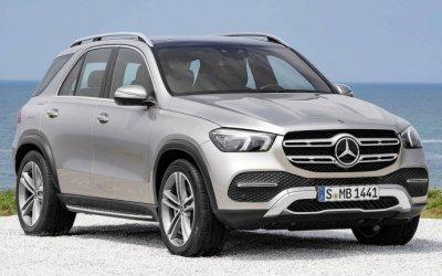 ВРоссии начат приём заказов нановый Mercedes-Benz GLE