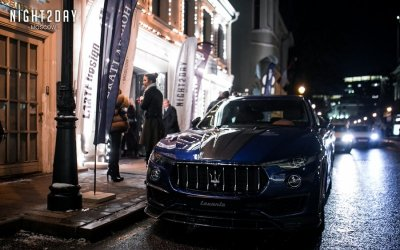 Maserati Авилон на Night2Day Choice 2018