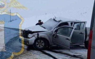 Мужчина и женщина погибли в ДТП в Ульяновской области