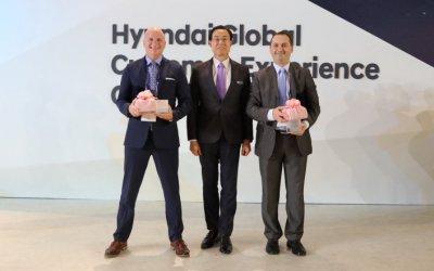 Финал Чемпионата Сервисных Консультантов Hyundai 2018.