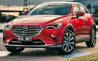Mazda 2 превратится вкомпактный кроссовер