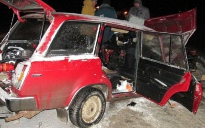 Два человека погибли в ДТП в Татарстане