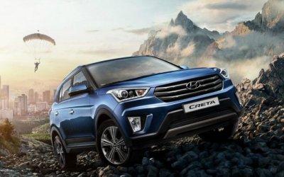 Hyundai Creta: рекорд марки попродажам вРоссии