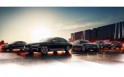 Все включено в РОЛЬФ Премиум BMW M Boutique.