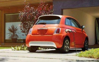 Новый FIAT 500 будет электромобилем