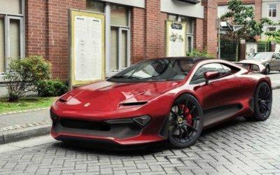 Lotus готовит полноприводный гиперкар сэлектродвигателем