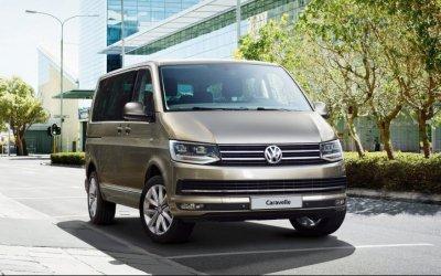 Volkswagen Caravelle: комфорт для всей семьи при любых обстоятельствах