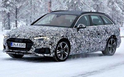 Новый Audi A4 Avant: масса изменений