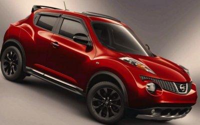 Новый Nissan Juke появится следующим летом