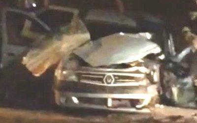 Две женщины погибли в ДТП с маршруткой в Ленобласти