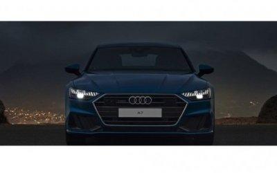 Новый Audi A7. Уже в Ауди Центре Север