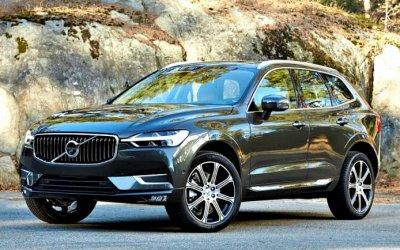 Volvo наращивает объём продаж в России