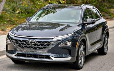 Опубликованы цены накроссовер Hyundai Nexo