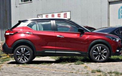 Кроссовер Nissan Kicks приедет вРоссию прямиком изИндии