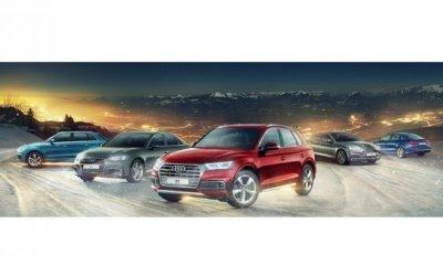 Безупречное предложение на Audi от Ауди Центра Север